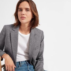 Everlane Oversized Blazer Retail $160